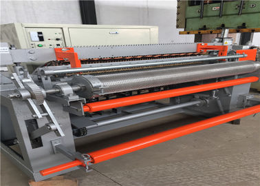 Stainless Steel Wire Mesh Roll Welding Machine Mesh Width Max 2500 Mm